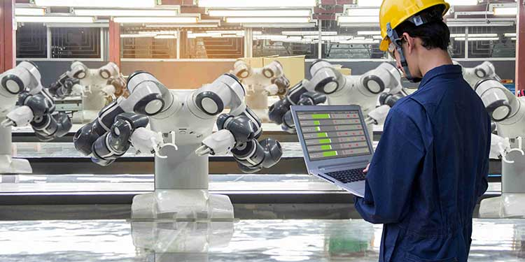 Intelligent Industrial Automation Services (IIAS)