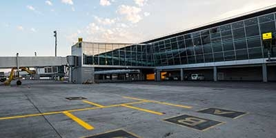 Optimizing Energy Efficiency in Airport Terminals with Intelligent Building Management Systems