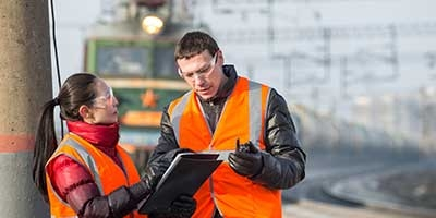 DELIVERING RAILWAY WORKER SAFETY
