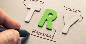 Reinvention is a continuous process to ensure sustainable success