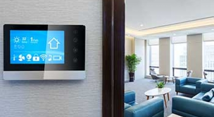 An Integrated Home Automation Solution