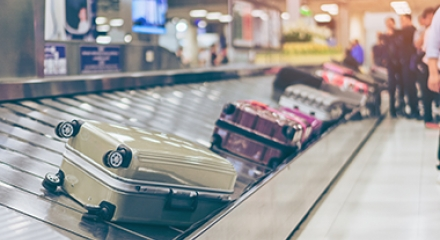 Predictive Maintenance of Baggage Conveyor