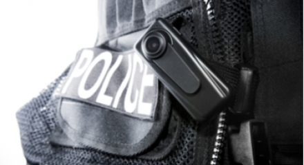 Body Camera for Public Safety Personnel